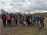 Tree planting day - thank you!
